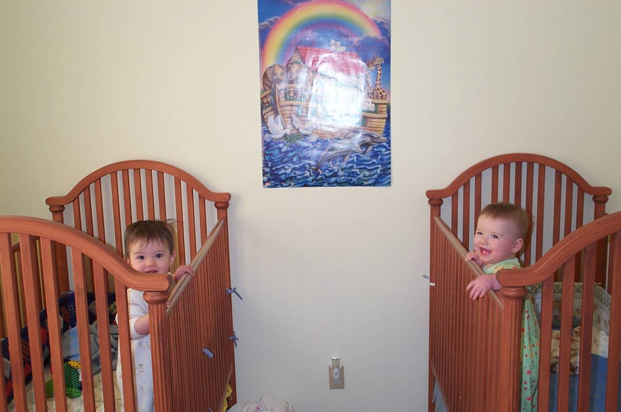 Baby bed twins - Baby Stuff For Sale Good For Twins